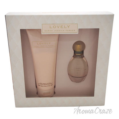 Picture of Lovely by Sarah Jessica Parker for Women 2 Pc Gift Set 1.7oz EDP Spray, 6.7oz Soft Body Lotion