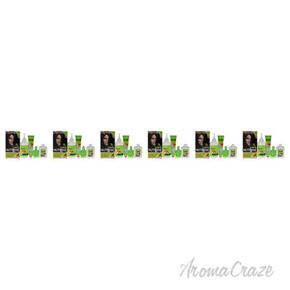 Picture of Nutrisse Nourishing Color Creme - 434 Deep Chestnut Brown by Garnier for Unisex - 1 Application Hair Color - Pack of 6