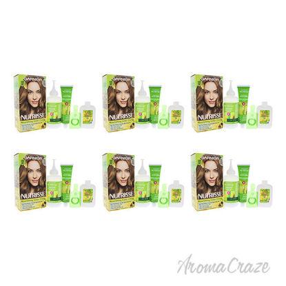 Picture of Nutrisse Nourishing Color Creme - 73 Dark Golden Blonde by Garnier for Unisex - 1 Application Hair Color - Pack of 6