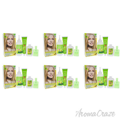 Picture of Nutrisse Nourishing Color Creme - 82 Champagne Blonde by Garnier for Unisex - 1 Application Hair Color - Pack of 6