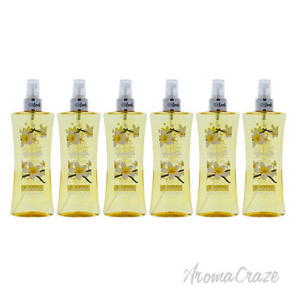 Picture of Vanilla Body Spray by Body Fantasies for Women 8 oz Body Spray Pack of 6