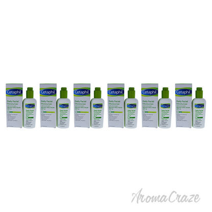 Picture of Daily Facial Moisturizer by Cetaphil for Unisex 4 oz Moisturizer Pack of 6
