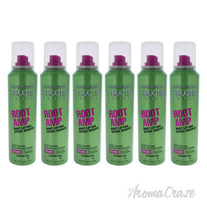 Picture of Root Amp Root Lifting Spray Mousse Extreme Hold by Garnier for Unisex 5 oz Mousse Pack of 6