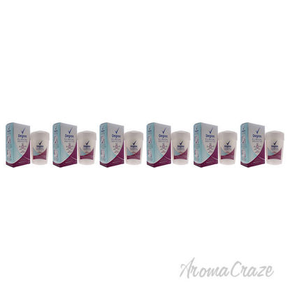 Picture of Clinical Protection 5-In-1 Anti-Perspirant by Degree for Women - 1.7 oz Deodorant Stick - Pack of 6