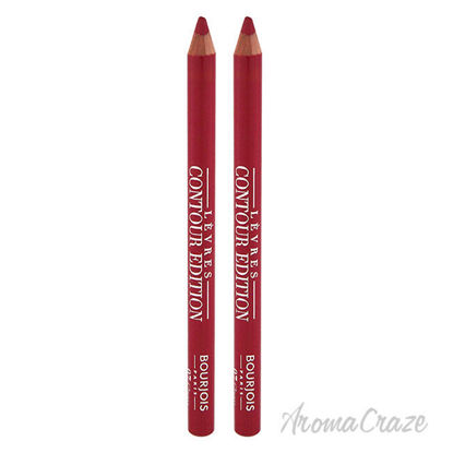 Picture of Contour Edition Lip Liner - 07 Cherry Boom Boom by Bourjois for Women