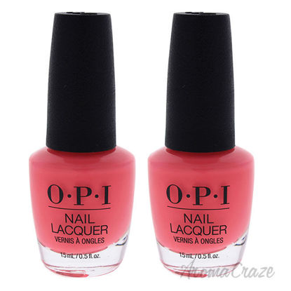 Picture of Nail Lacquer - NL N71 Orange You a Rock Star by OPI for Women - 0.5 oz