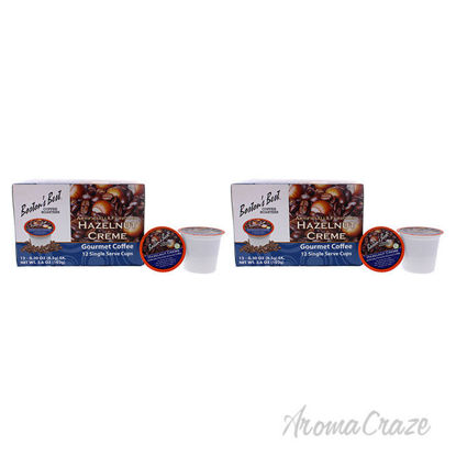 Picture of Hazelnut Creme Gourmet Coffee by Bostons Best for - 12 Cups Coffee