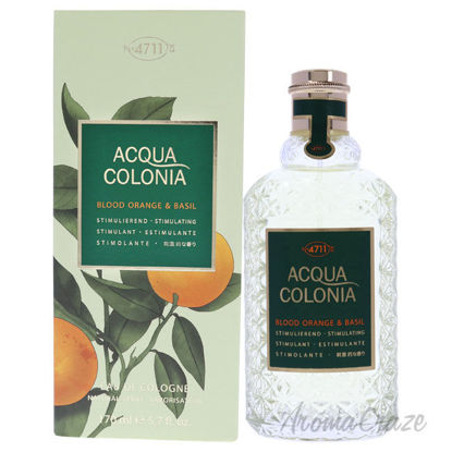 Picture of 4711 Acqua Colonia Blood Orange and Basil by Muelhens for Women - 5.7 oz