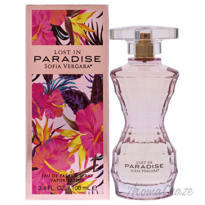 Picture of Lost In Paradise by Sofia Vergara for Women 3.4 oz EDP Spray