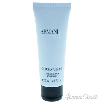 Picture of Armani Code by Giorgio Armani for Men 2.5 oz Body Lotion