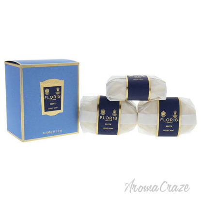 Picture of Elite Luxury Soap by Floris London for Men 3 x 3.5 oz Soap