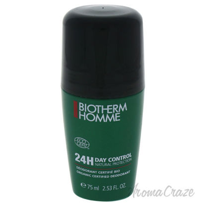 Picture of Homme 24h Day Control Natural Protection Deodorant Roll On by Biotherm for Men 2.53 oz Deodorant Roll On