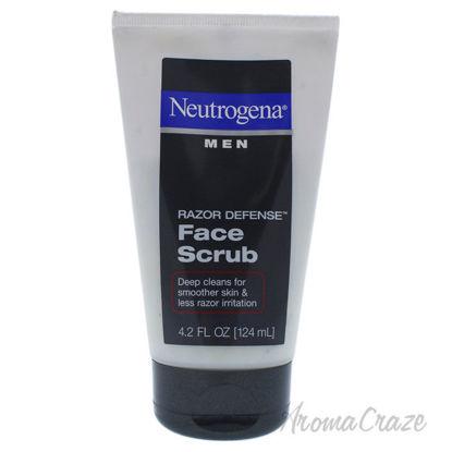 Picture of Men Razor Defense Face Scrub by Neutrogena for Men 4.2 oz Scrub