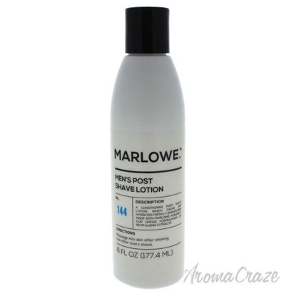 Picture of No. 144 Mens Post Shave Lotion by Marlowe for Men 6 oz Shave Lotion
