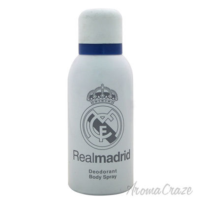 Picture of Real Madrid by Real Madrid for Men 5.1 oz Deodorant Spray