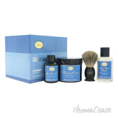 Picture of The 4 Elements of The Perfect Shave Kit Lavender by The Art of Shaving for Men