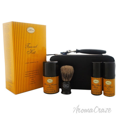 Picture of Travel Kit Lemon by The Art of Shaving for Men 7 Pc Kit