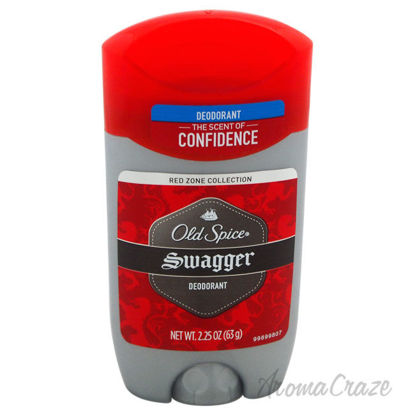 Picture of Swagger Red Zone Collection Deodorant by Old Spice for Unisex 2.25 oz Deodorant Stick