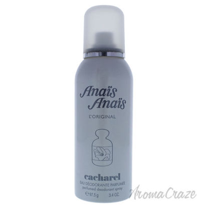 Picture of Anais Anais by Cacharel for Women 3.4 oz Deodorant Spray