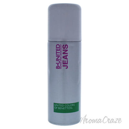 Picture of B. United Jeans by United Colors of Benetton for Women 5 oz Deodorant Spray