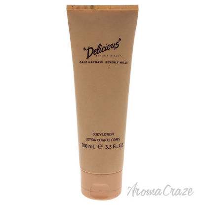 Picture of Delicious by Gale Hayman for Women 3.3 oz Body Lotion