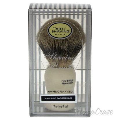 Picture of Fine Badger Shaving Brush Ivory by The Art Of Shaving for Women 1 Pc Shaving Brush