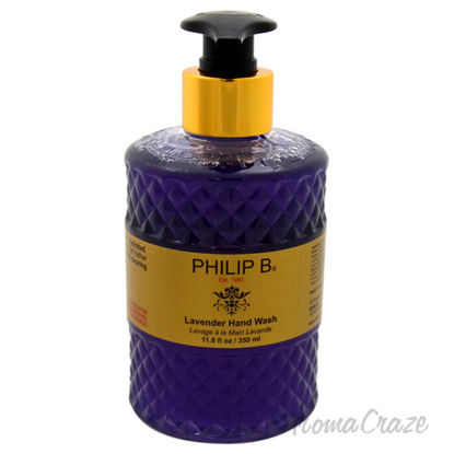 Picture of Lavender Hand Wash by Philip B for Women 11.8 oz Hand Wash