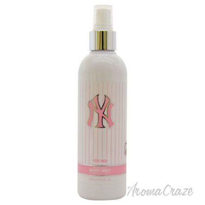 Picture of New York Yankees Body Mist by New York for Women 8.4 oz Body Mist