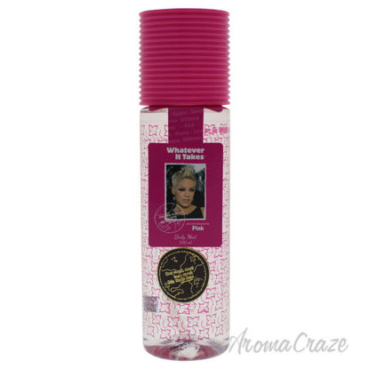Picture of Pink Whiff Of Blooms Body Mist by Whatever It Takes for Women 8.1 oz Body Spray