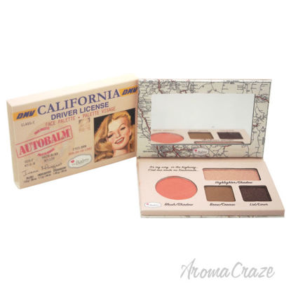 Picture of Autobalm California Face Pelette by the Balm for Women 1 Pc Palette