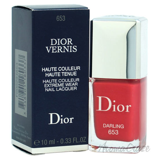 Picture of Dior Vernis Extreme Wear Nail Lacquer 653 Darling by Christian Dior for Women 0.33 oz Nail Polish