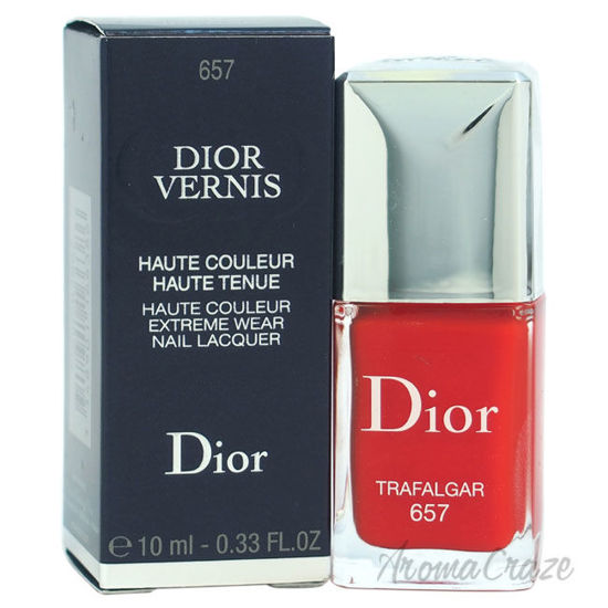 Picture of Dior Vernis Extreme Wear Nail Lacquer 657 Trafalgar by Christian Dior for Women 0.33 oz Nail Polish