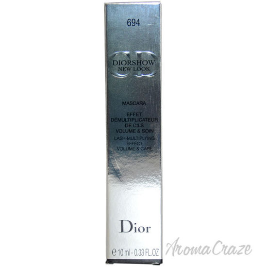 Picture of DiorShow New Look Mascara 694 New Look Brown by Christian Dior for Women 0.33 oz Mascara