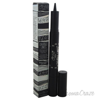 Picture of Double Lines Kohl Kajal & Precision Tip Liner Duo Black by Ciate London for Women 0.112 oz Eyeliner