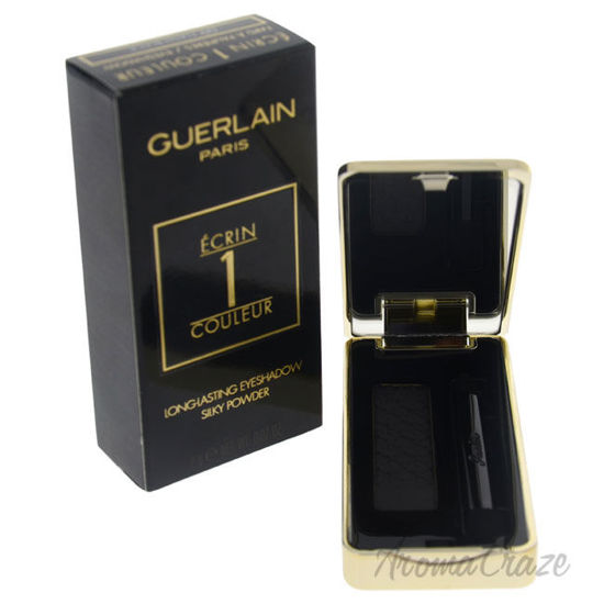 Picture of Ecrin 1 Couleur Long Lasting Eyeshadow Silky Powder 09 Flash Black by Guerlain for Women 0.07 oz Eyeshadow