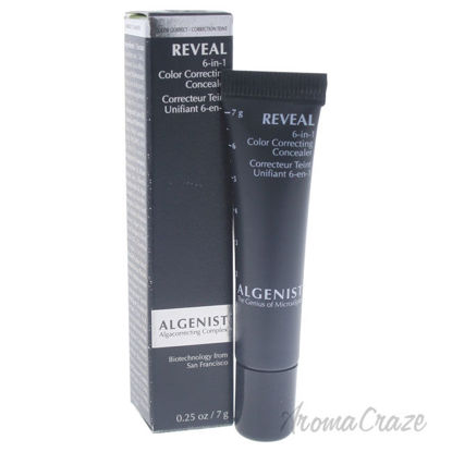 Picture of Reveal 6 in 1 Color Correcting Concealer Medium by Algenist for Women 0.25 oz Concealer