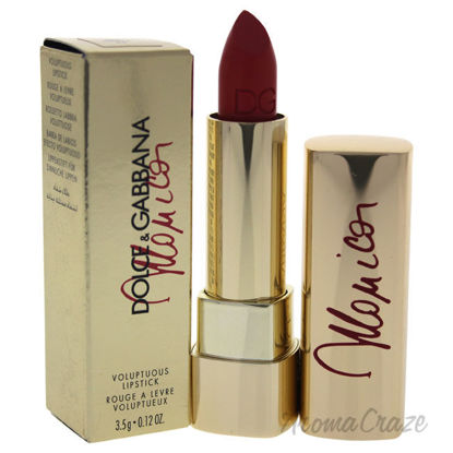 Picture of Voluptuos Lipstick 80 Only Monica by Dolce and Gabbana for Women 0.12 oz Lipstick