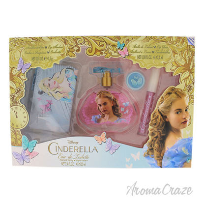 Picture of Cinderella by Disney for Kids 4 Pc Gift Set