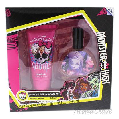Picture of Monster High by Mattel for Kids 2 Pc Gift Set 1.01oz EDT Spray, 2.03oz Shower Gel