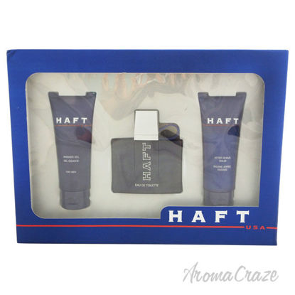 Picture of Haft by Beverly Hills for Men 3 Pc Gift Set