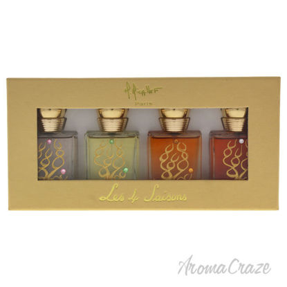 Picture of Coffret Les 4 Saisons by M. Micallef for Women 4 Pc Gift Set