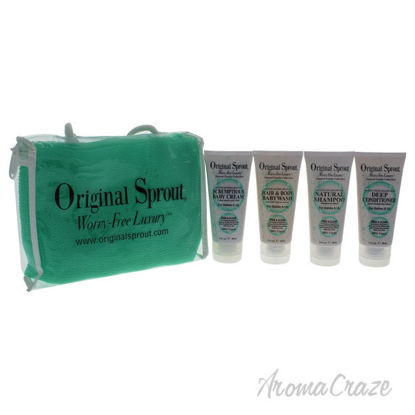 Picture of Original Sprout Deluxe Kit by Original Sprout for Kids 5 Pc Kit