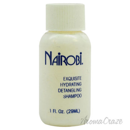 Picture of Exquisite Hydrating Detangling Shampoo by Nairobi for Unisex 1 oz Shampoo