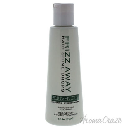 Picture of Frizz Away Hair Shine Drops by Rejuvenol for Unisex 6 oz Shine Drops