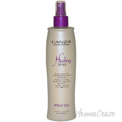 Picture of Healing Style Spray Gel by Lanza for Unisex 8.5 oz Mist