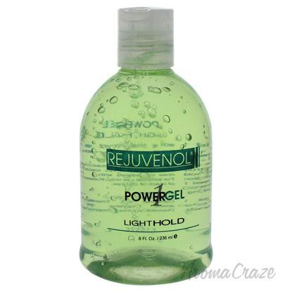 Picture of Power Gel 1 Light Hold by Rejuvenol for Unisex 8 oz Gel