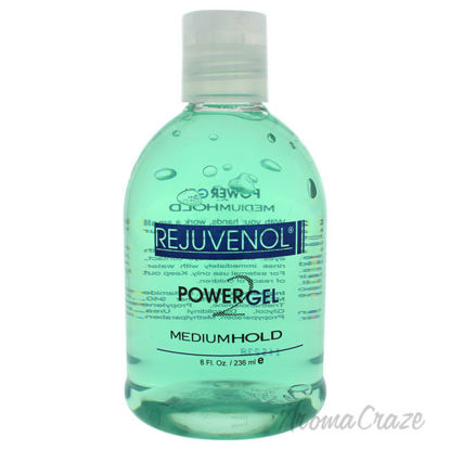 Picture of Power Gel 2 Medium Hold by Rejuvenol for Unisex 8 oz Gel