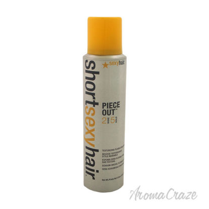 Picture of Short Sexy Hair Piece Out Wax Mousse by Sexy Hair for Unisex 4.8 oz Mousse