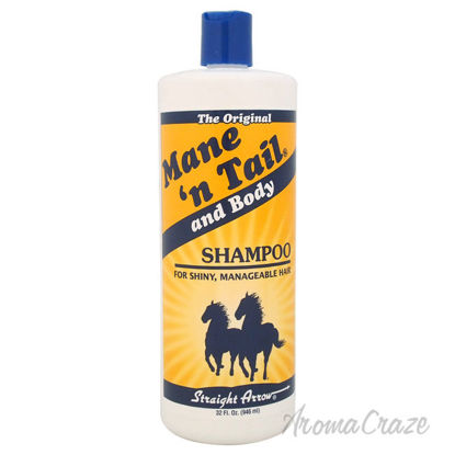 Picture of The Original Mane N Tail and Body Shampoo by Straight Arrow for Unisex 32 oz Shampoo