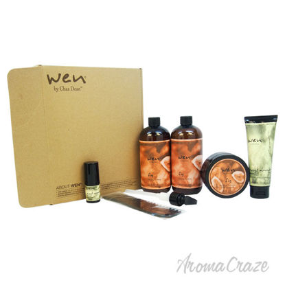 Picture of Wen Hair Care Deluxe Kit Fig by Chaz Dean for Unisex 6 Pc Kit